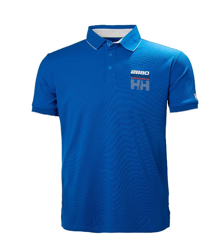 FPS Racing Polo 30 Helly Hansen HP blanco wXTxxOqt