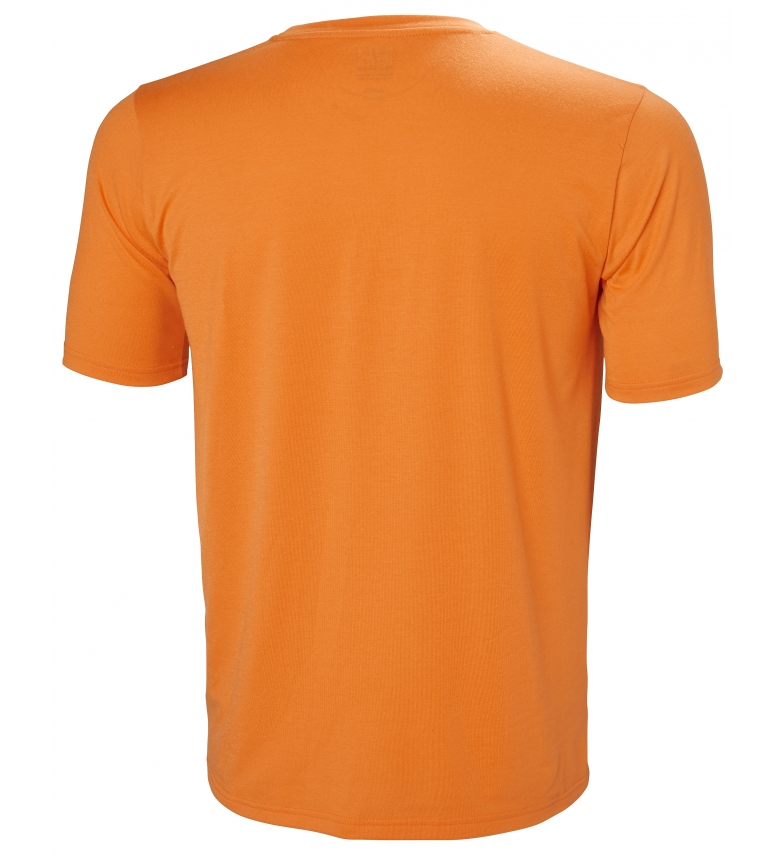 camiseta Hp Hansen Racing Helly Naranja e9YEDH2WIb