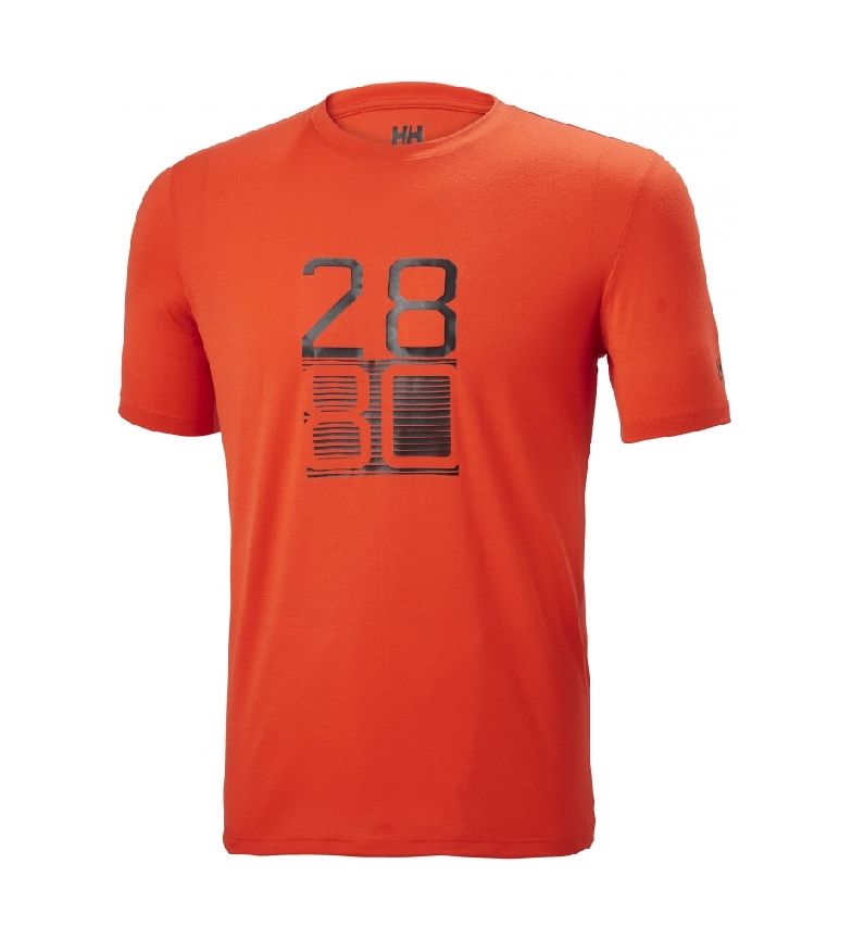 Comprar Helly Hansen HH Racing shirt orange