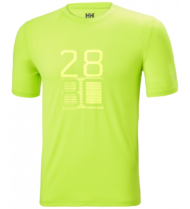 Comprar Helly Hansen HH Racing T-shirt green