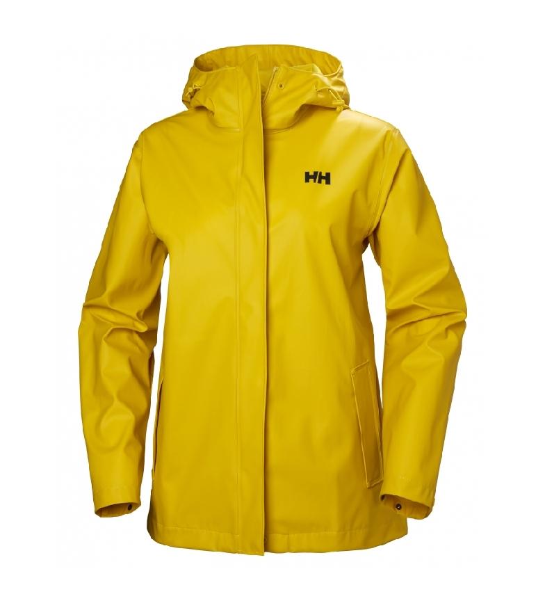 Comprar Helly Hansen Chubasquero W Moss  amarillo /Helox +/YKK®/
