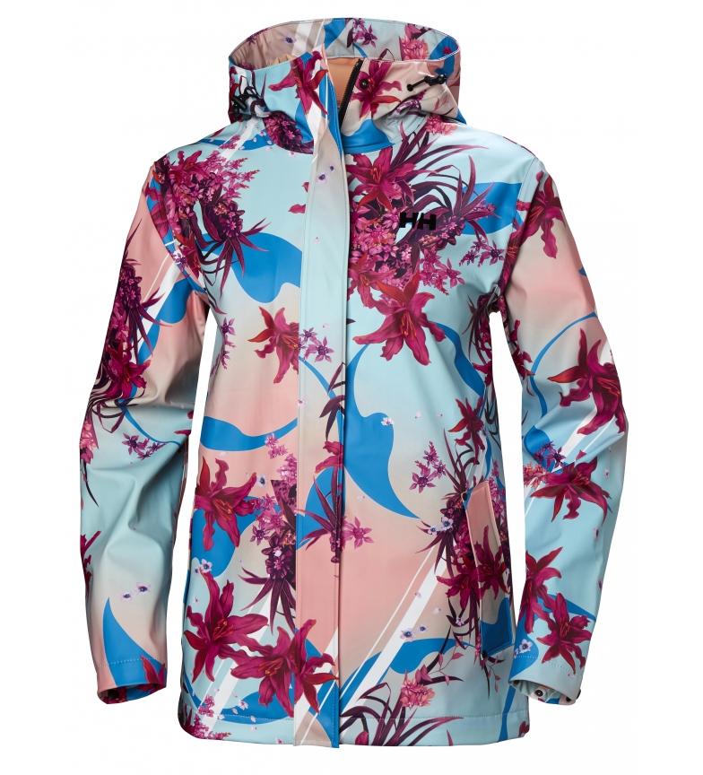 Comprar Helly Hansen Capa de chuva W Moss floral