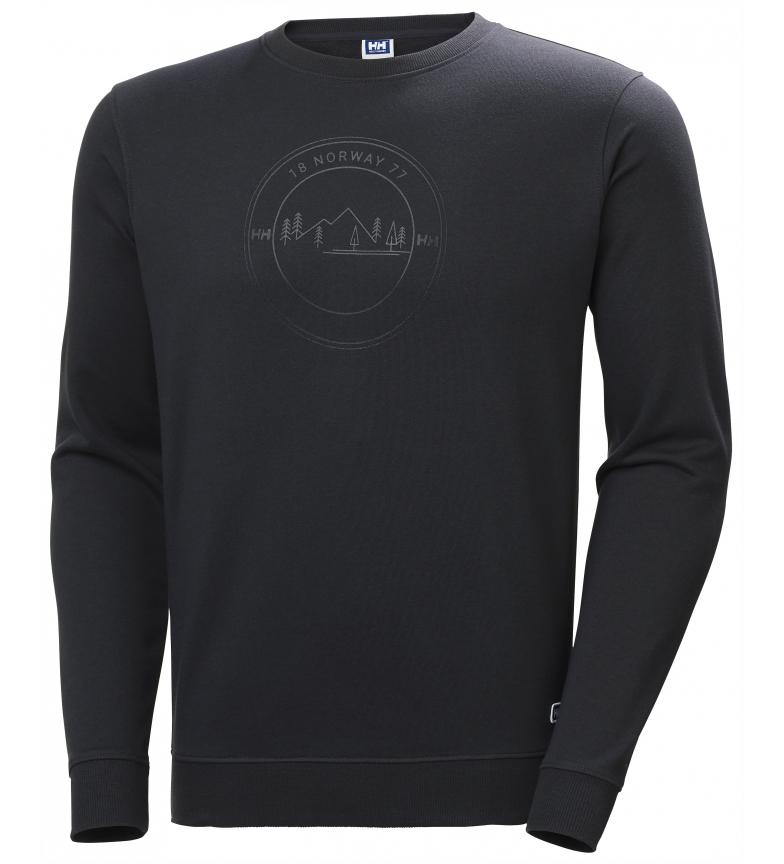Comprar Helly Hansen Jersey F2F Cotton gris