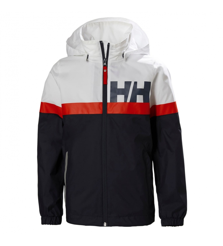 Comprar Helly Hansen Rain jacket JR Active Rain marine