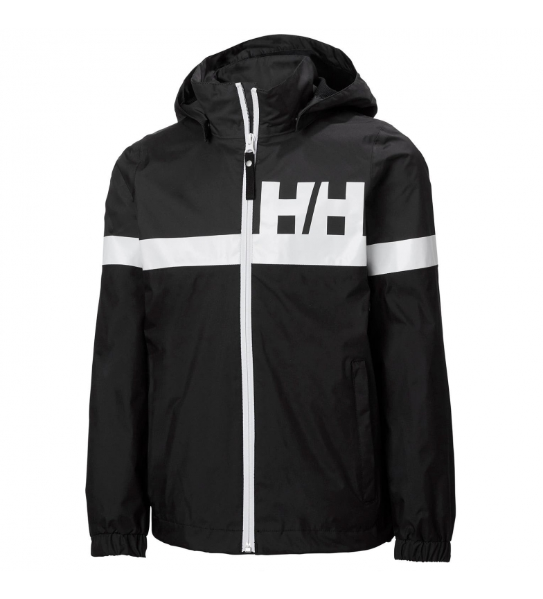 Comprar Helly Hansen Rain jacket JR Active Rain black