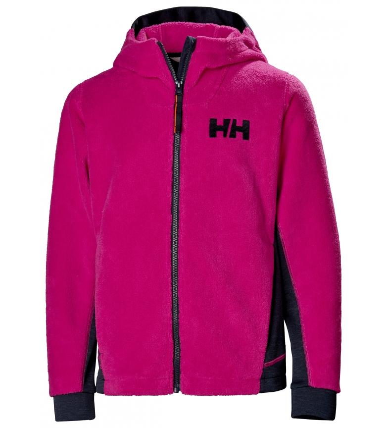 Comprar Helly Hansen Sweatshirt Chill Fz rosa