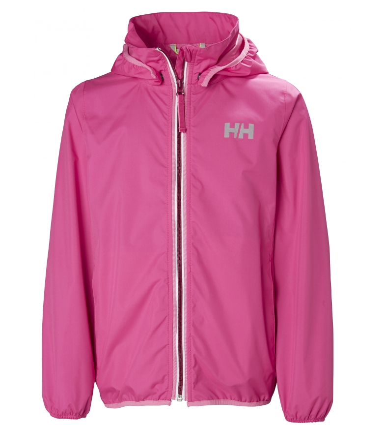 Comprar Helly Hansen Jr Helium Pink / Helly Tech® Rain Jacket