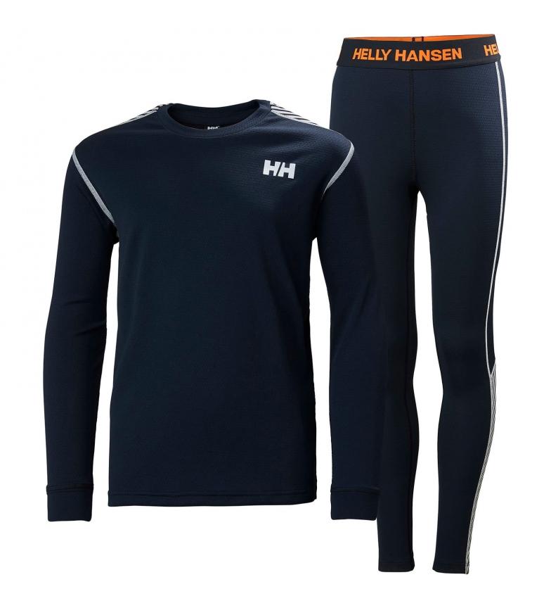 Comprar Helly Hansen Conjunto Junior HH Lifa Active marino