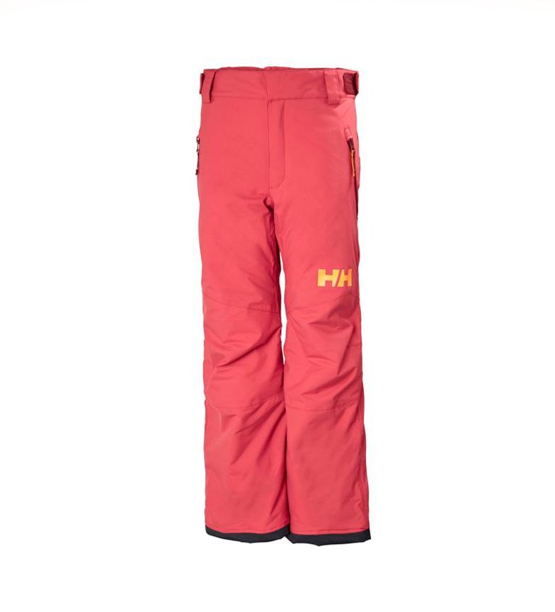 Comprar Helly Hansen Pantalones de esquí JR Legendary rosa