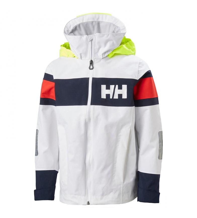 Comprar Helly Hansen Chaqueta JR Salt 2 blanco / Helly Tech® Performance