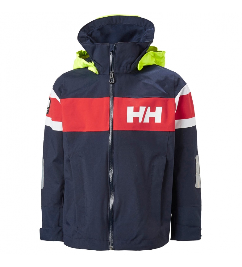 Comprar Helly Hansen JR Salt 2 Marine / Helly Tech® Performance Jacket