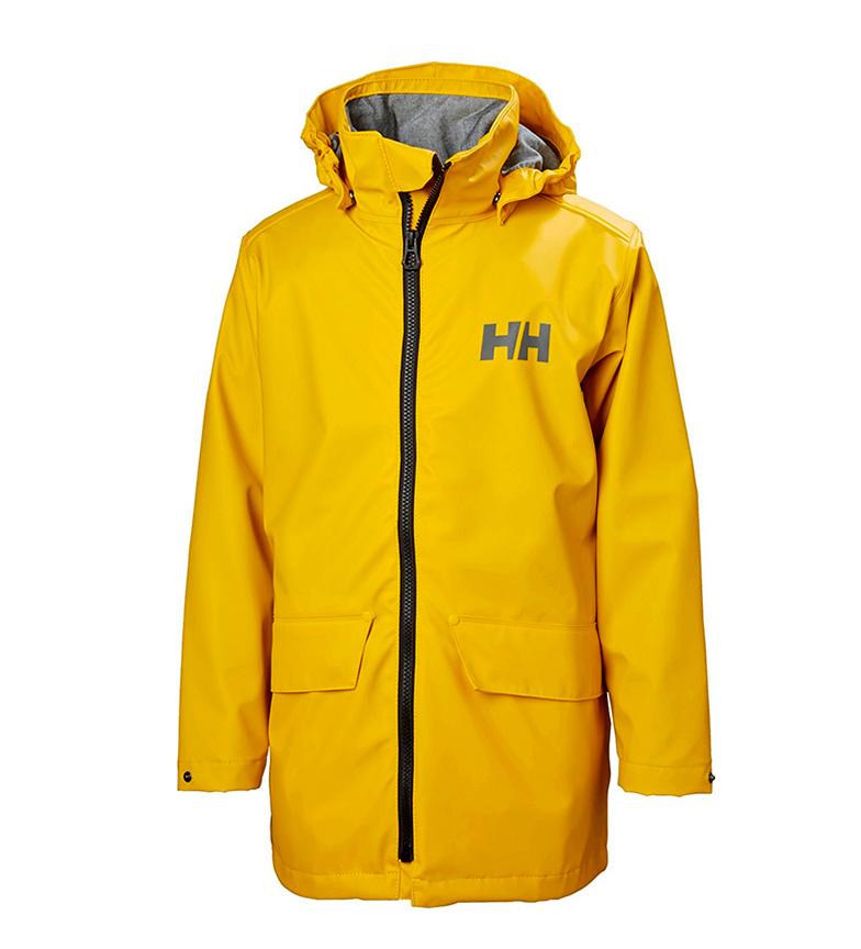 Comprar Helly Hansen Capa de chuva amarela Skudenes