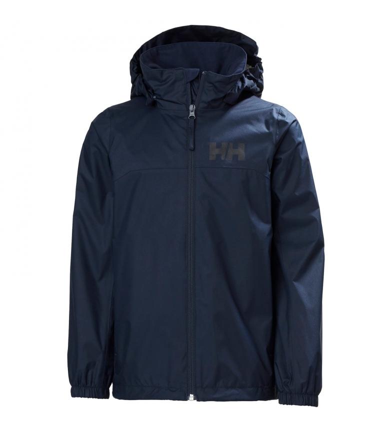 Comprar Helly Hansen JR Urban Rain Jacket Marine / Helly Tech® /