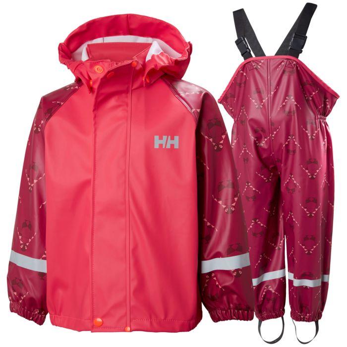 Comprar Helly Hansen K Bergen Kit Imperméable AOP PU rouge -Helox+ -Helox