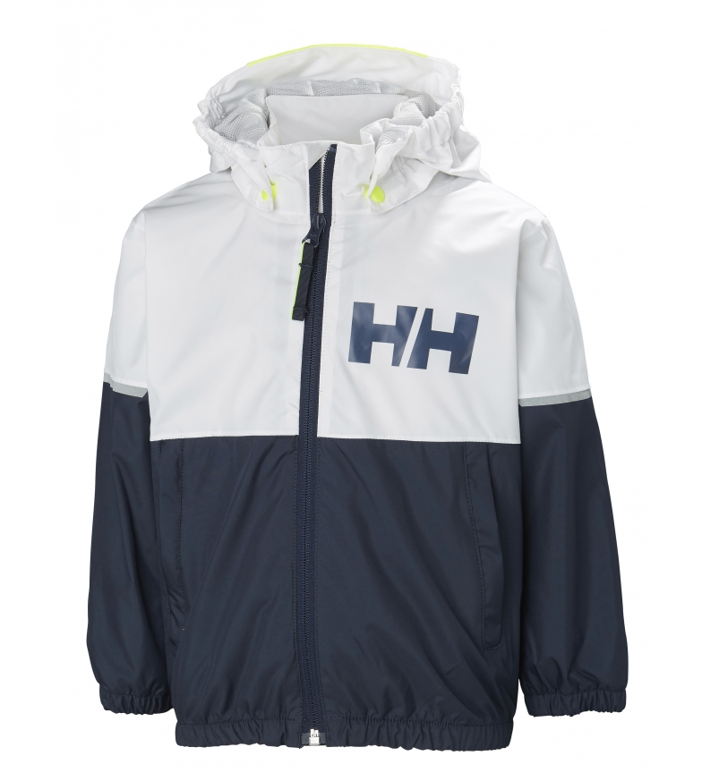 Comprar Helly Hansen Giacca impermeabile Block It bianca, nera