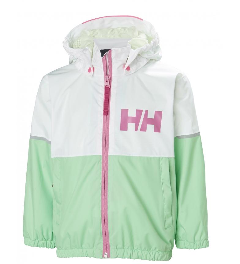 Comprar Helly Hansen Waterproof Jacket Block It white