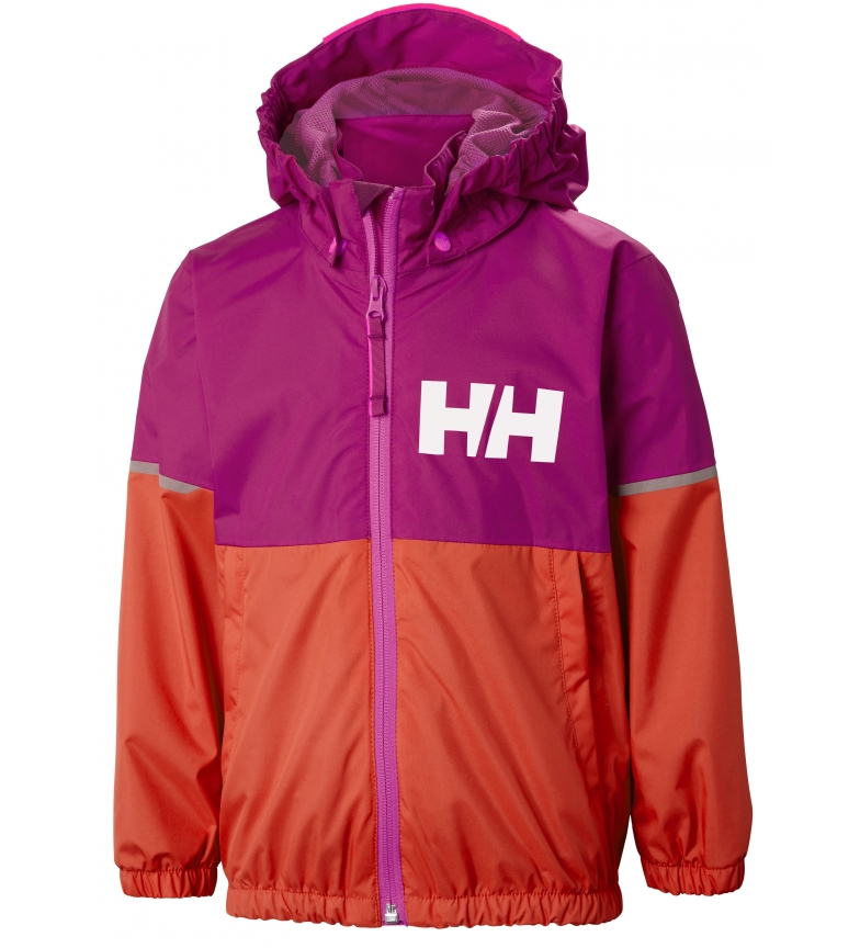 Comprar Helly Hansen Giacca impermeabile rosa Block It