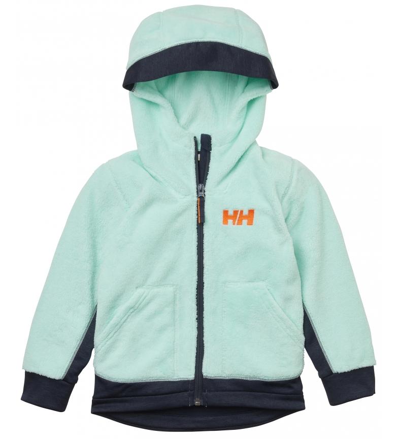 Comprar Helly Hansen Sweatshirt K Chill FZ turquesa