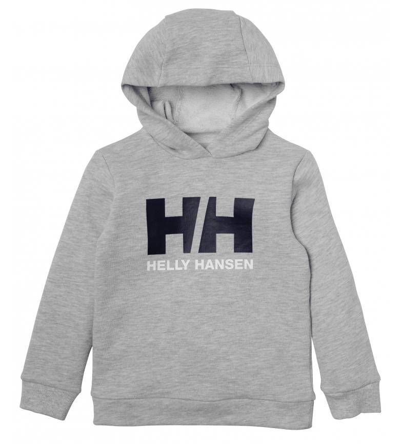 Comprar Helly Hansen Sudadera K HH Logo gris