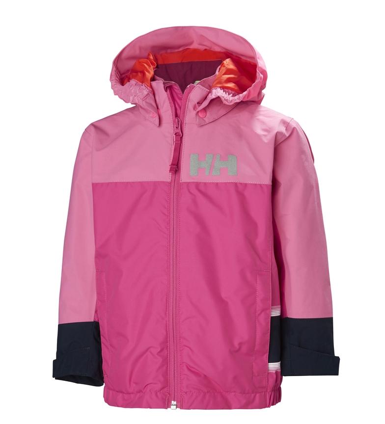 Comprar Helly Hansen Norse Pink Rain Jacket