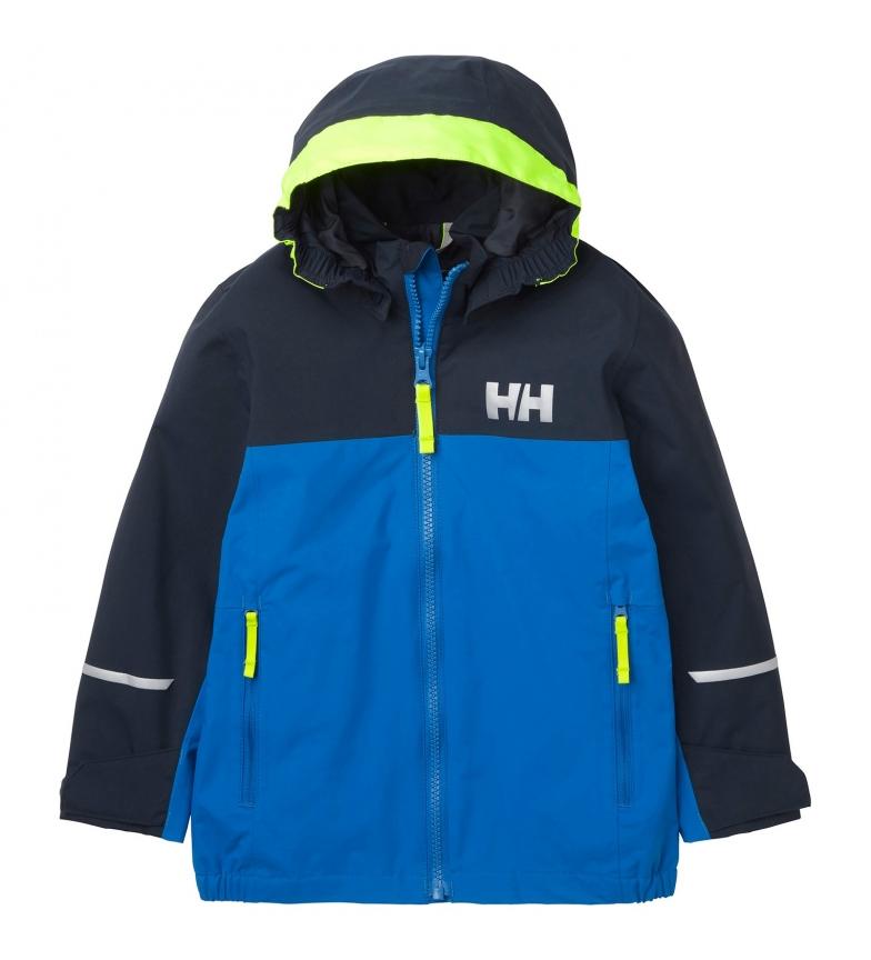 Helly Hansen Giacca bambino Shelter blu / Helly Tech /