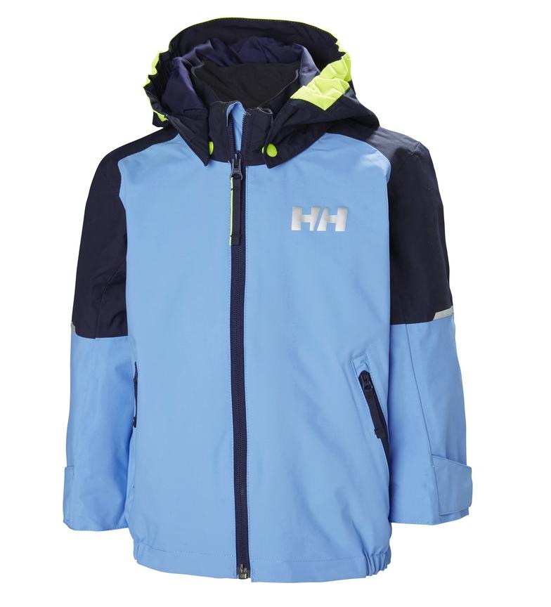 Comprar Helly Hansen K Casaco de Abrigo azul, preto / Helly Tech