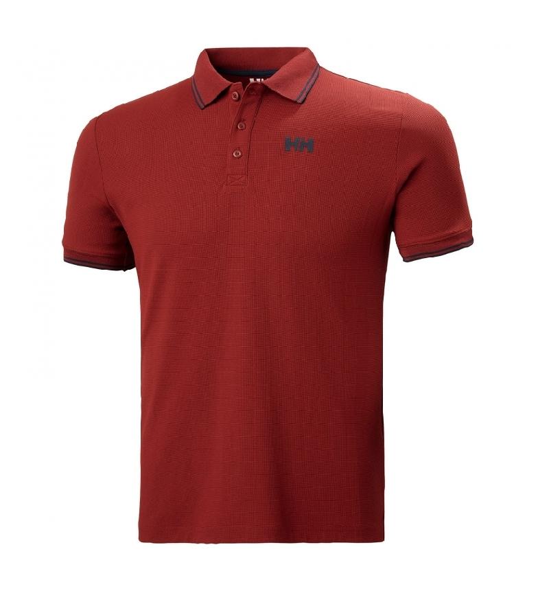 Comprar Helly Hansen Kos maroon polo shirt