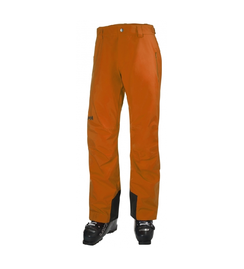 Comprar Helly Hansen Legendary Insulated Orange Pants