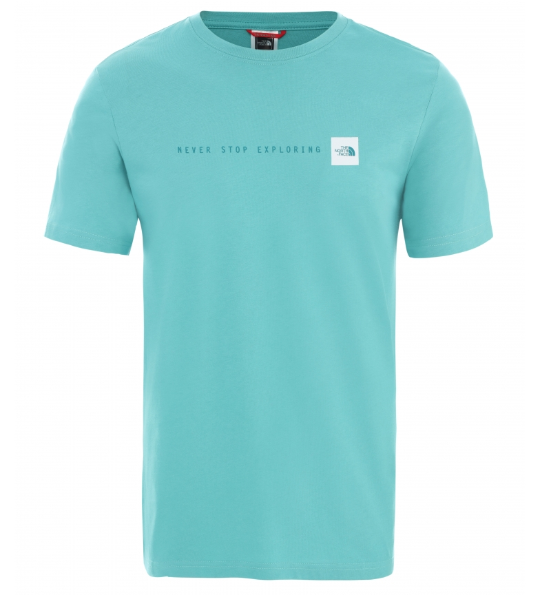Comprar The North Face Nse Turquoise T-shirt