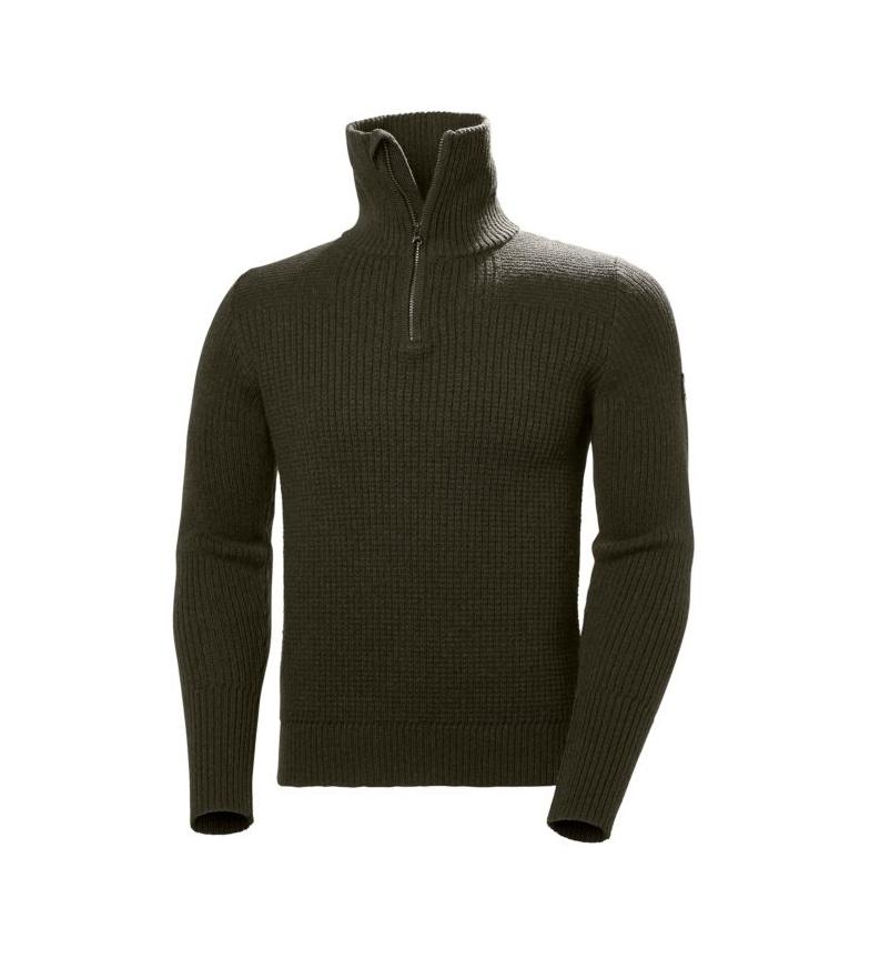 Comprar Helly Hansen Green Marka Wool sweater