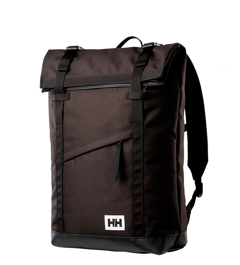 Comprar Helly Hansen Mochila Stockholm negro / 29L / 45x15x30cm / Impermeable