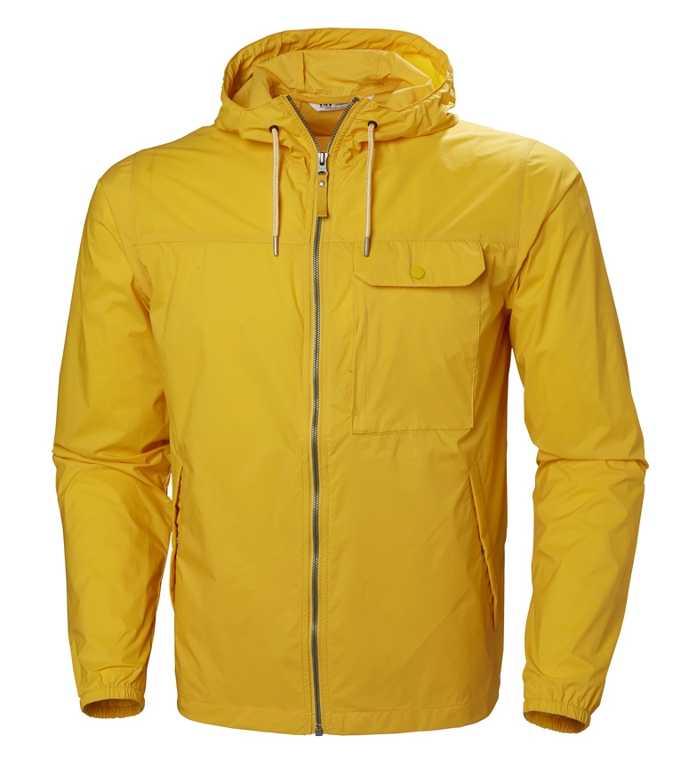 Comprar Helly Hansen Mutsu Wind jacket yellow