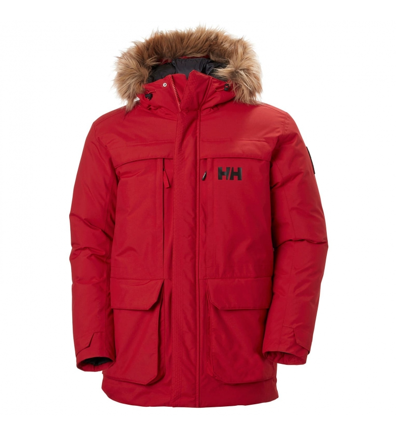 Comprar Helly Hansen Parka Nordsjo red / Helly Tech® /