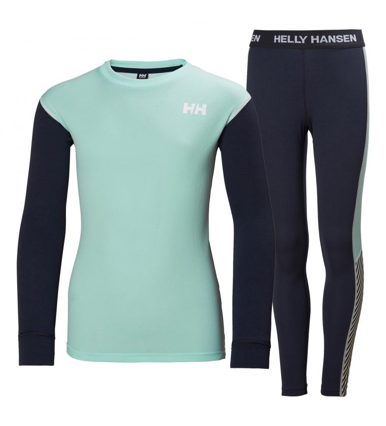 Comprar Helly Hansen Gruppo termico blu attivo Lifa