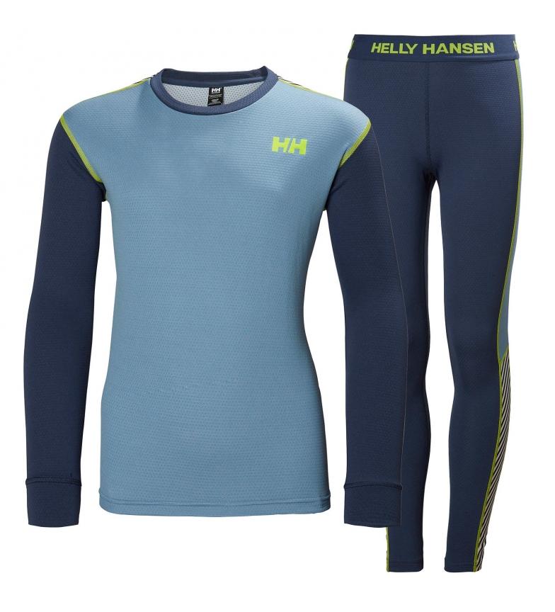 Comprar Helly Hansen Lifa Active thermal set blue