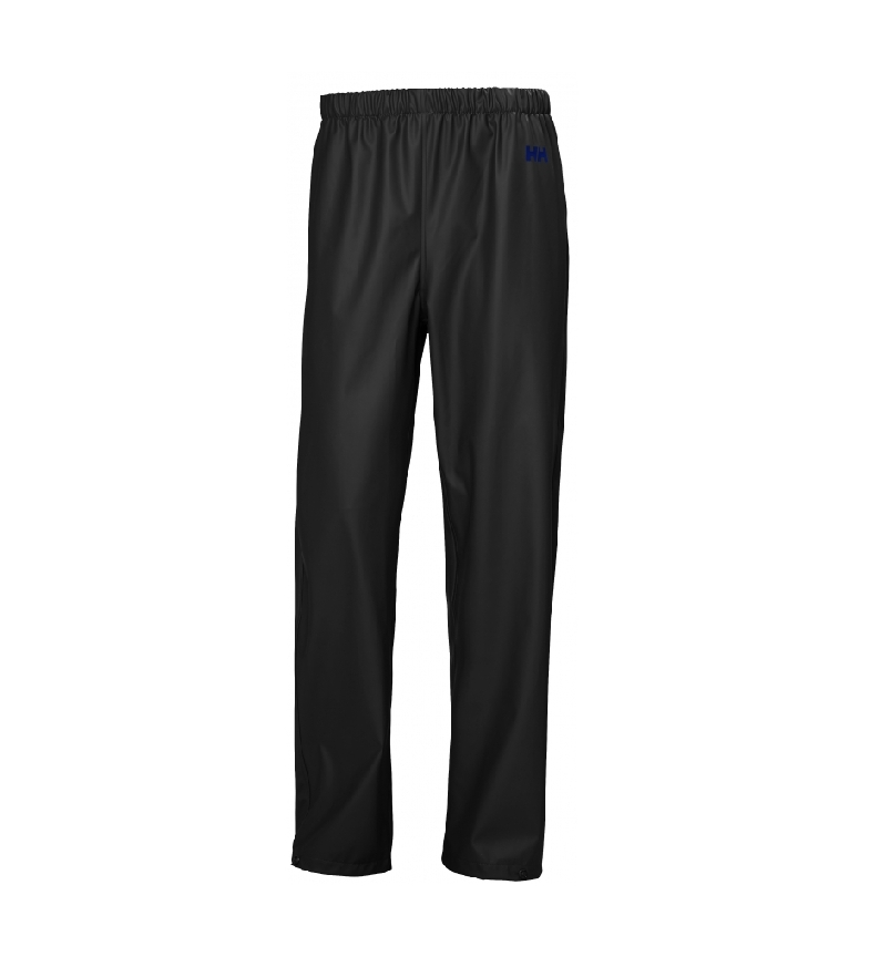 Moss Impermeable Negro Helly Hansen pantaln OPnk0w