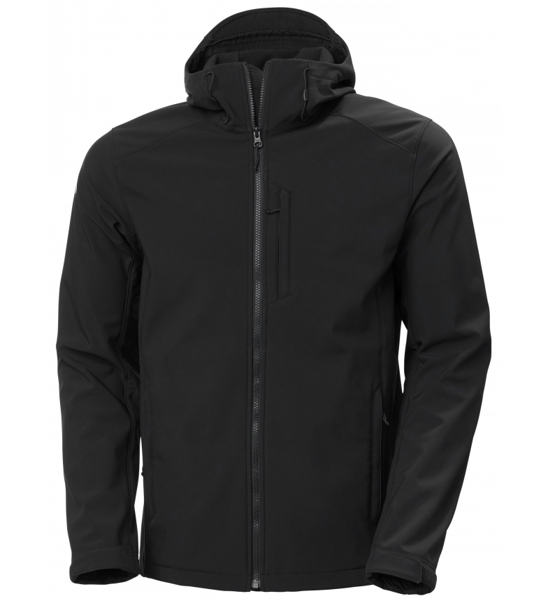 Comprar Helly Hansen jacket Paramount T Hooded Softshell black