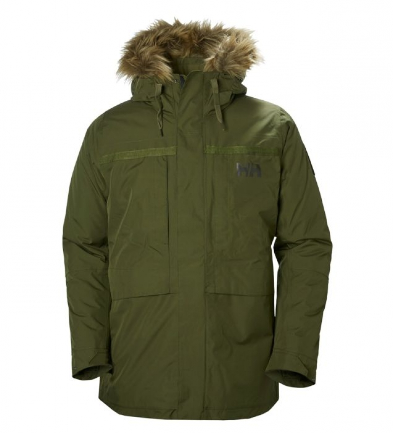 Comprar Helly Hansen Parka Coastal 2 green