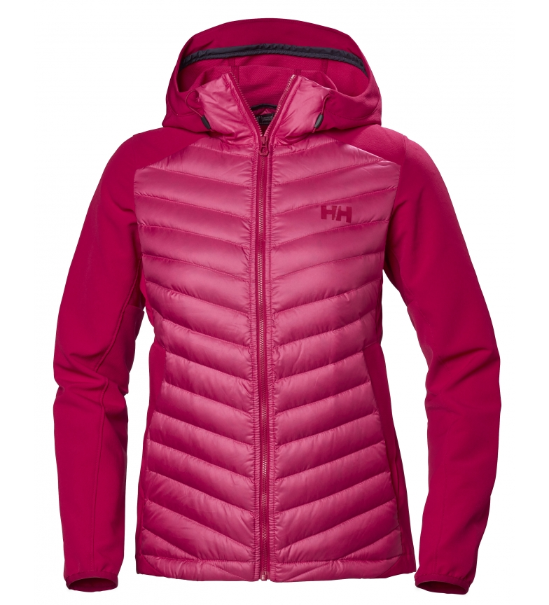Comprar Helly Hansen Plumón W Verglas Light fucsia