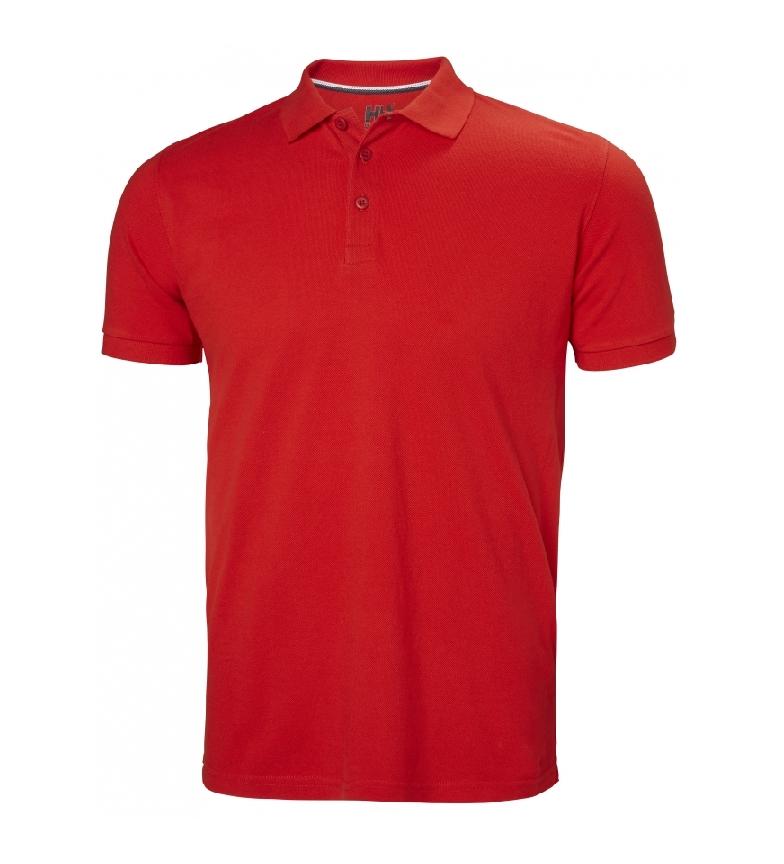 Comprar Helly Hansen Polo Crew rojo