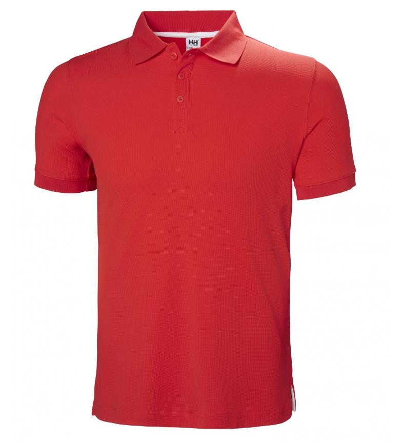 Comprar Helly Hansen Polo Crewline rosso / Tactel