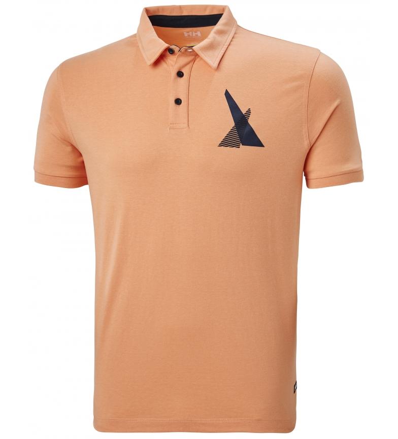 Comprar Helly Hansen Camisa Pólo do fiorde laranja