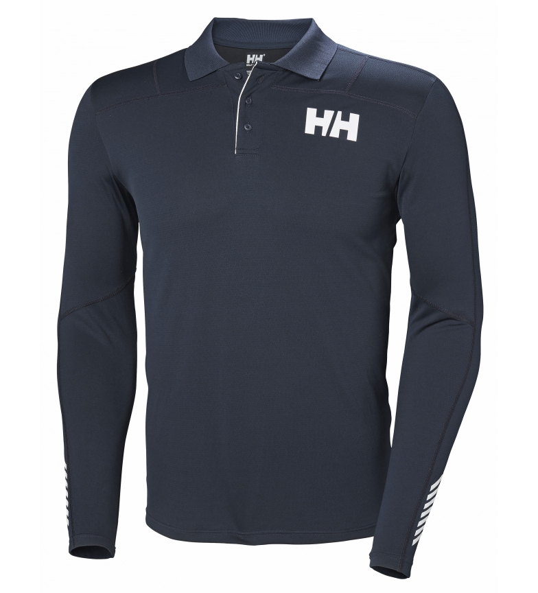 Comprar Helly Hansen Lifa Active Light LS marine polo shirt