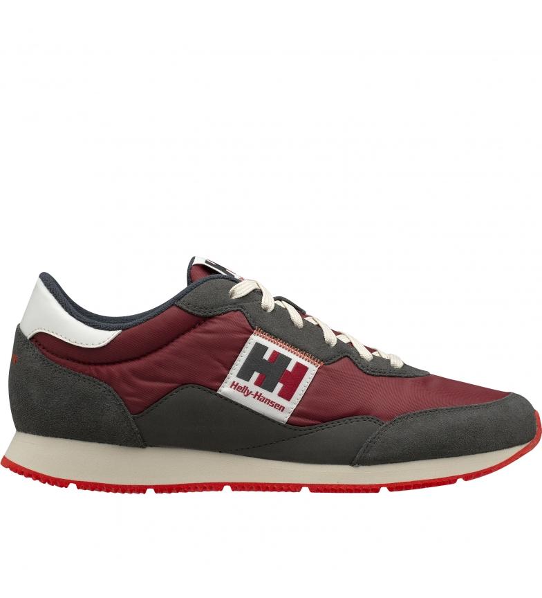 Comprar Helly Hansen Zapatillas de piel Ripples Low-Cut rojo, gris