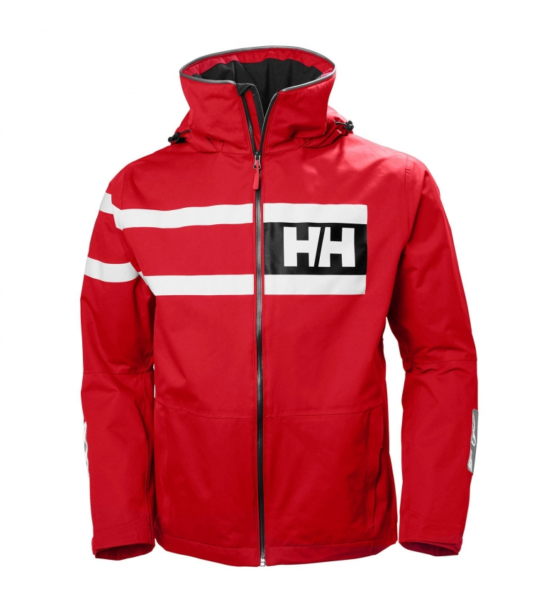 Comprar Helly Hansen Salt Power Jacket Red / Helly Tech® Performance