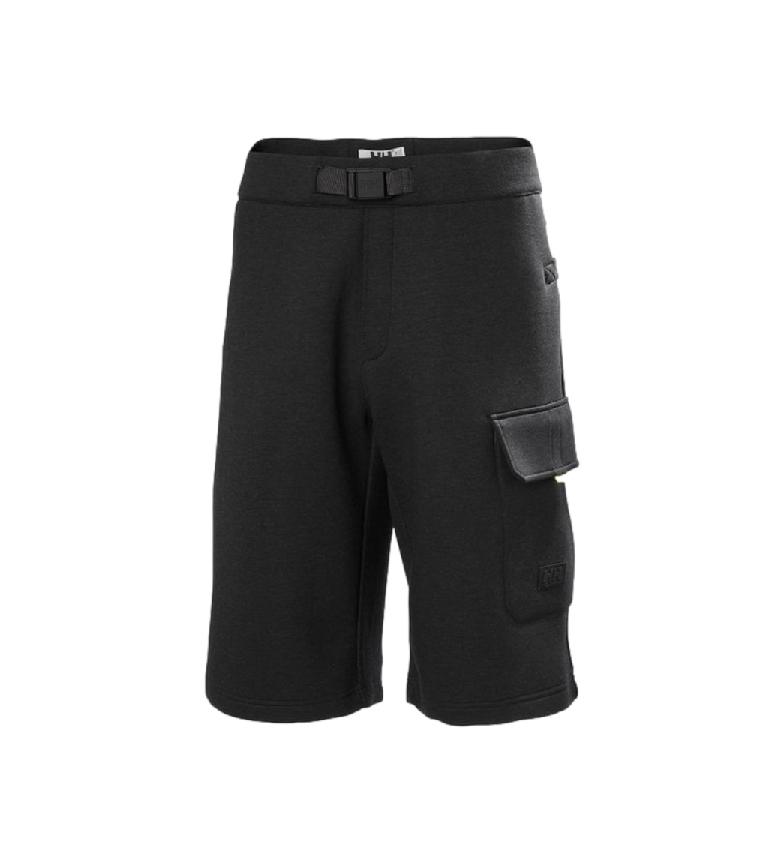 Comprar Helly Hansen Shorts HH Arc S21 Ocean Sweat preto