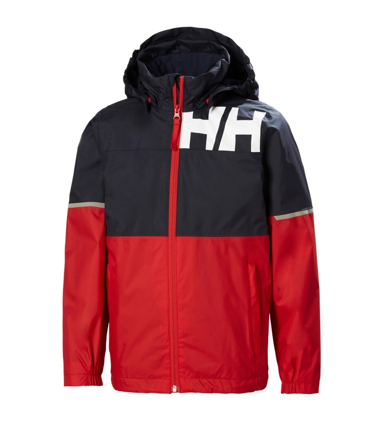 Comprar Helly Hansen Junior Pursuit Jacket red, navy/Helly Tech/