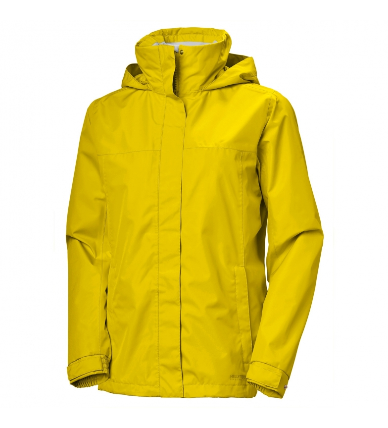 Comprar Helly Hansen Chaqueta de Lluvia W Aden amarillo /Helly Tech/DWR/