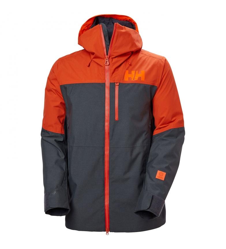 Comprar Helly Hansen Lifaloft Straightline Grey Jacket / Helly Tech® / Lifaloft?
