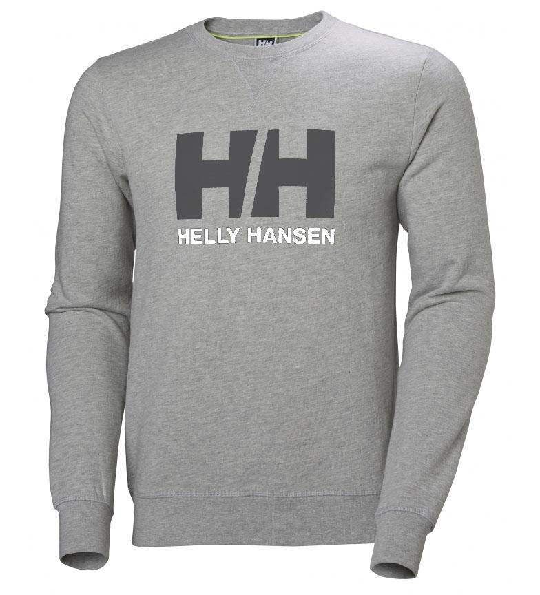Comprar Helly Hansen Sudadera HH Logo Crew gris